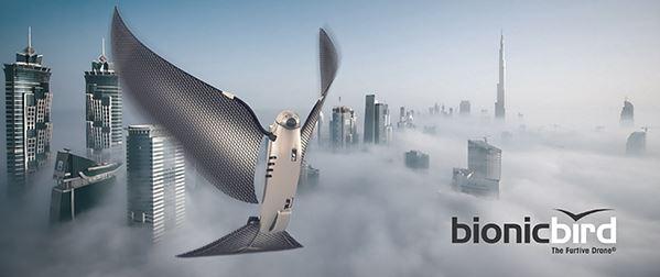 bionic bird   une hirondelle m u00e9canique dirigeable par smartphone