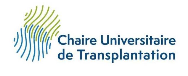 Chirurgie & Innovation : une Chaire Universitaire de Transplantation