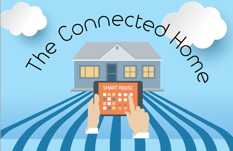 une tude sur l internet des objets la maison connect e. Black Bedroom Furniture Sets. Home Design Ideas