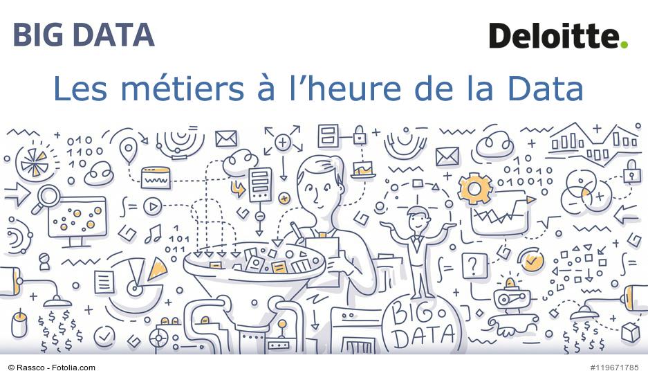 Quels métiers à l'heure de la Data? Quelles sont les grandes tendances Data & Analytics 2017?
