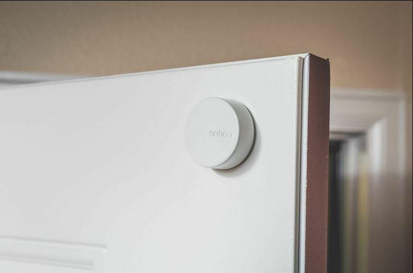 notion un dispositif capteurs multifonctions pour rendre la maison plus intelligente. Black Bedroom Furniture Sets. Home Design Ideas