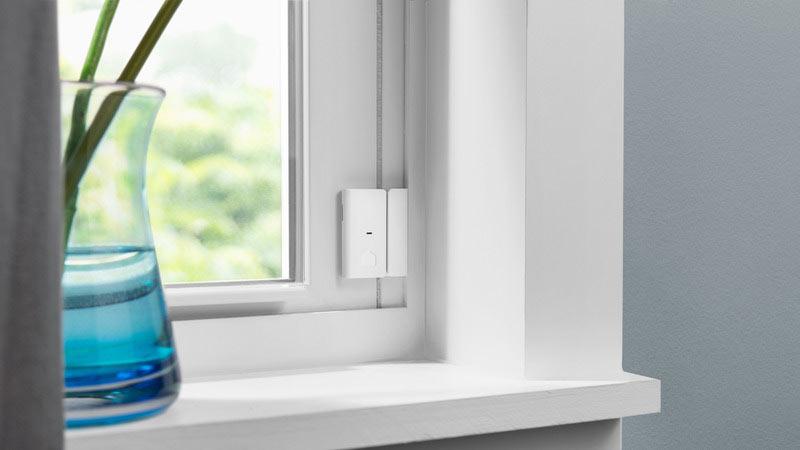 quirky tripper un syst me d alarme intelligent. Black Bedroom Furniture Sets. Home Design Ideas