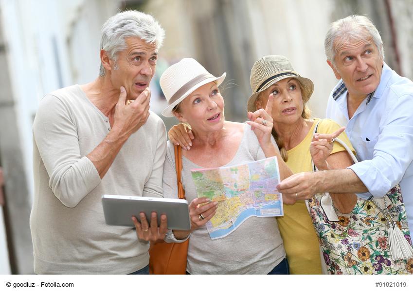 Une étude sur les Seniors et Les Nouvelles Technologies