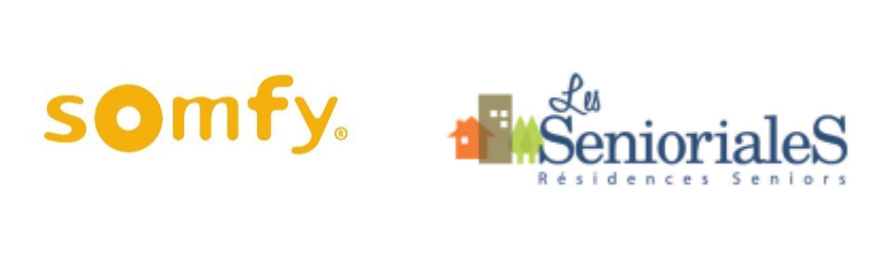 Smarthome et Seniors : Alliance entre Les Senioriales et Somfy