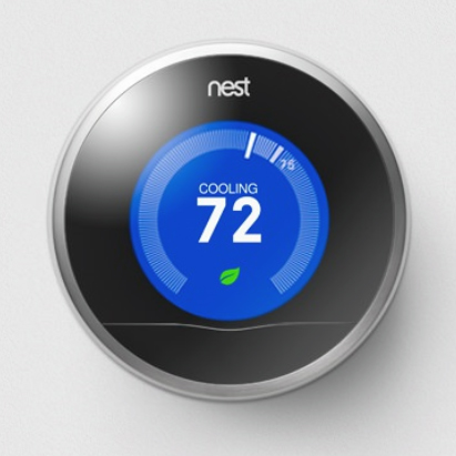 Thermostat Intelligent signé Nest : allie intelligence et performance
