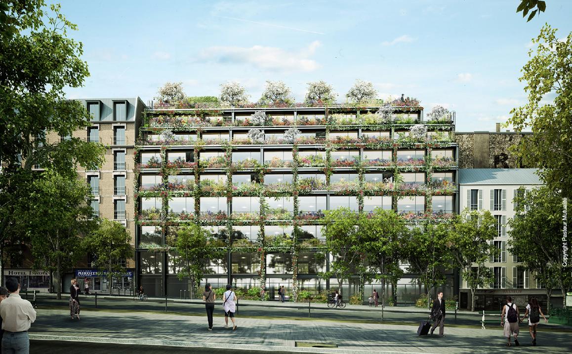 Villa M, le pôle Santé du futur qui fusionne les concepts d'Hôtels pour patients, de Pôle de Santé et de e-santé