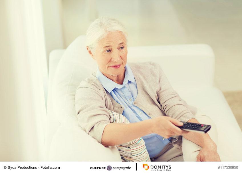 WEB TV & Résidence Service Senior : Les résidences DOMITYS prennent le virage du numérique
