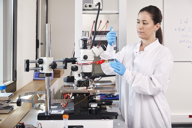 Interview d'Anna-Maria PAPPA, du Laboratoire de Bioélectronique, Ecole des Mines de Saint Etienne