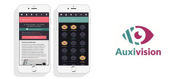 Une application dédiée aux déficients visuels et à leurs aidants