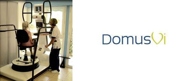 Huber® 360 testé en EHPAD en France par Domus VI