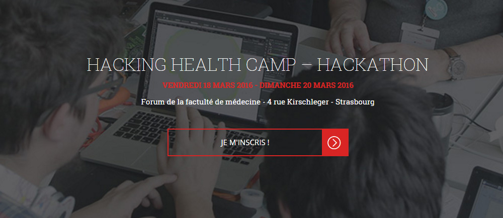 Hacking Health Camp 2016  -  #HHCamp