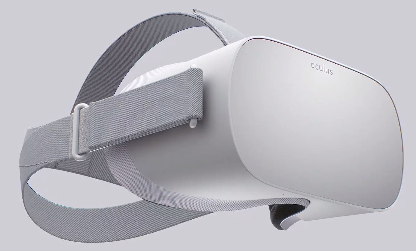 Facebook lance un casque de réalité virtuelle OCULUS GO à partir de 199$